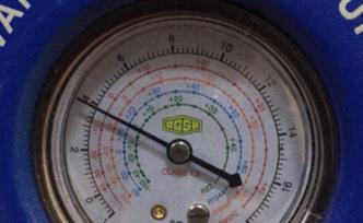 冷冻式干燥机压力表