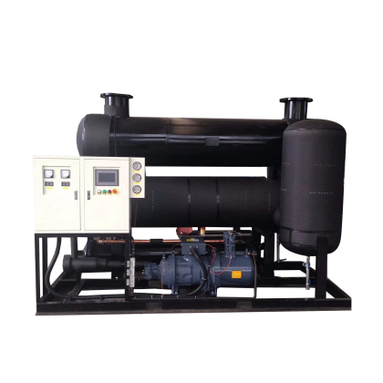 不锈钢水冷型冷冻式干燥机