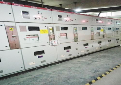 三门峡龙王庄煤业有限公司30台HGN-12安装现场图