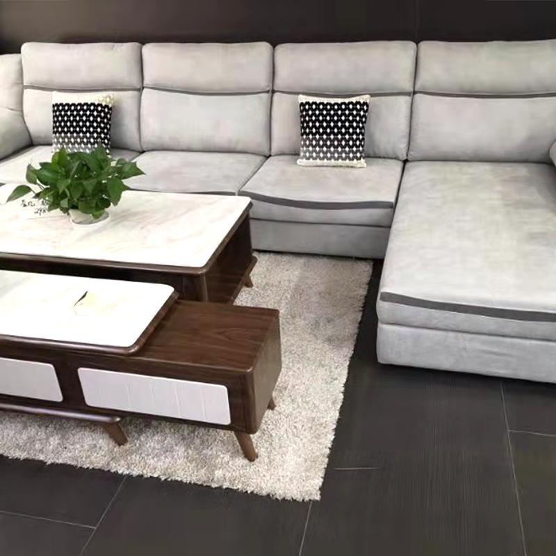 皮质沙发应该如何清洗