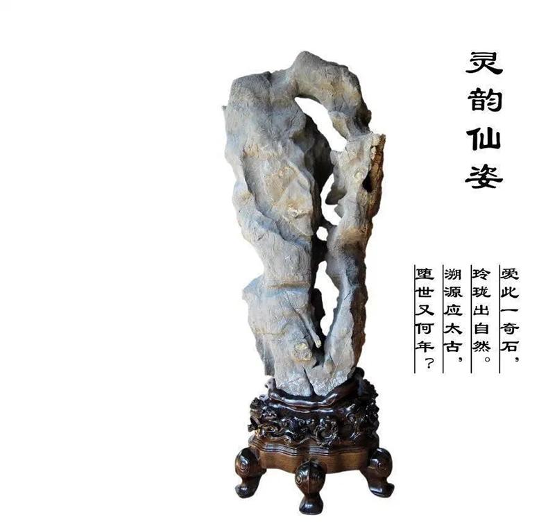 四大名石的赏石文化—太湖石的鉴赏特点