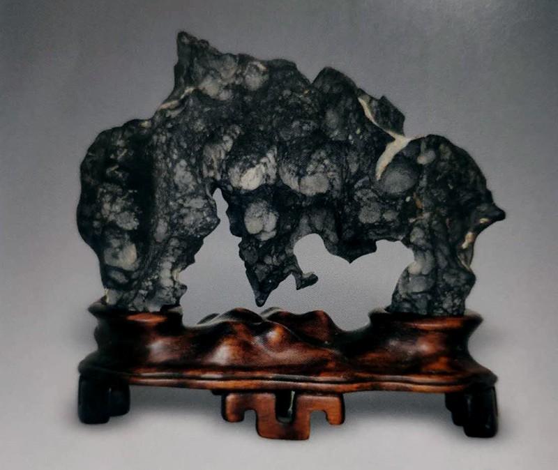 四大名石的赏石文化—英石的收藏与价值