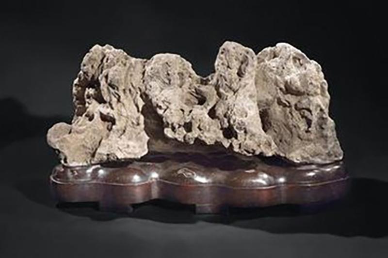 四大名石的赏石文化—昆石的特殊性与鉴赏特色