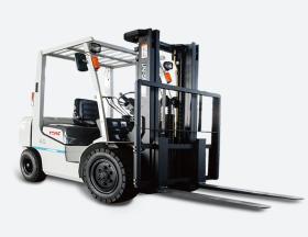 载重2000-3000kg四轮柴油平衡式叉车