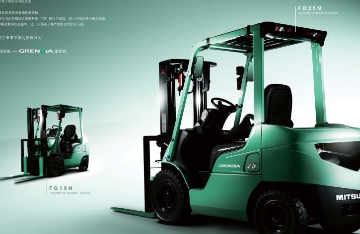 杭州电瓶叉车销售