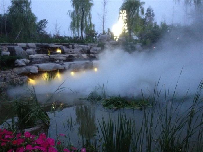 成本较低的环保人造雾设备