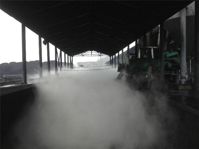 人造雾设备可营造和改进人居环境