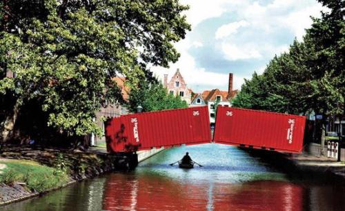 集装箱桥梁