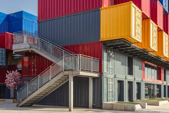 二手集装箱运输