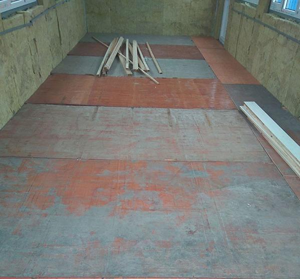 集装箱房屋材料地板