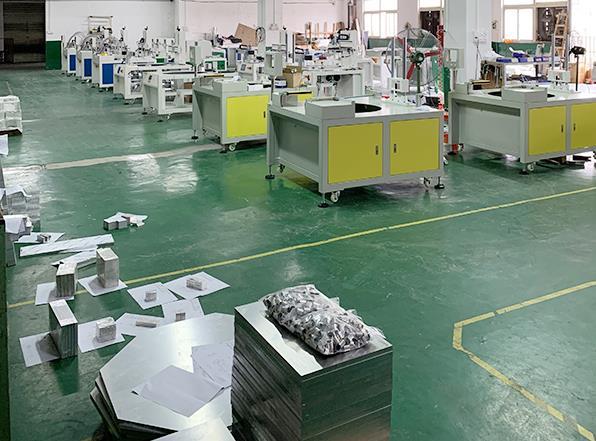 絲網銀印刷機
