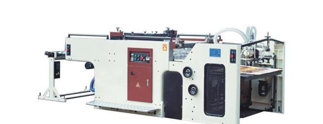 絲網印刷機設備
