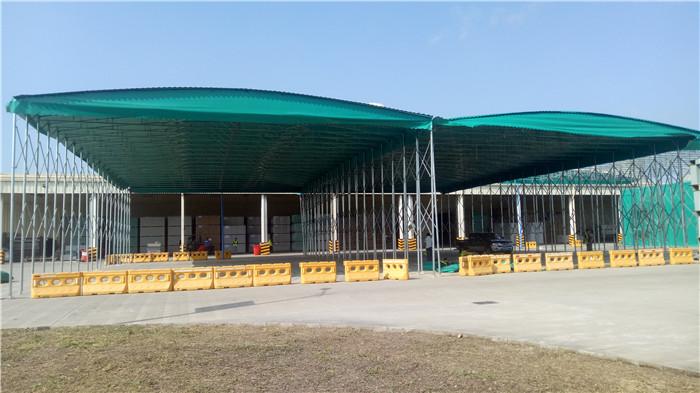 大型仓库雨棚