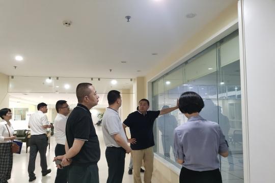 贵州省民政厅领导来渝考察
