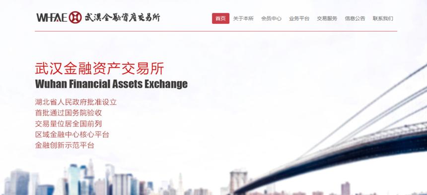 武汉市金融资产交易所官网首页截图.png