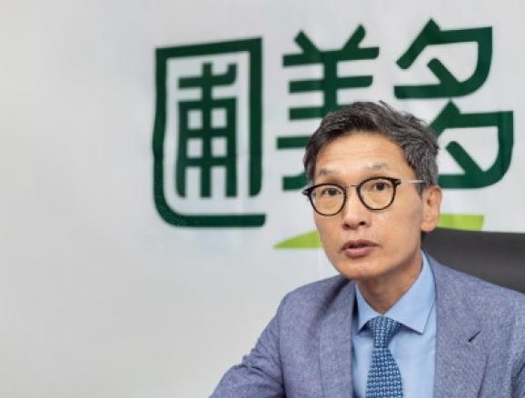 专访圃美多中国CEO杜镇雨