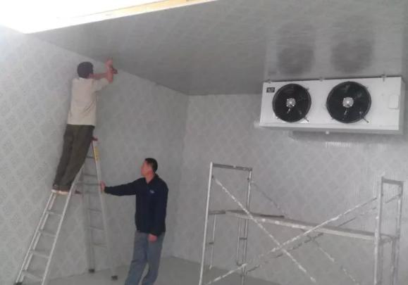 冷库工程安装
