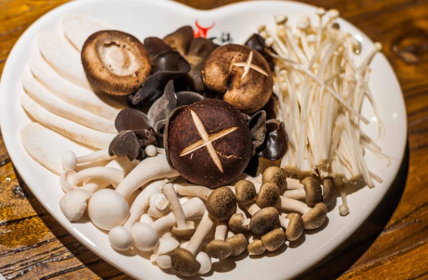 菌菇类食品