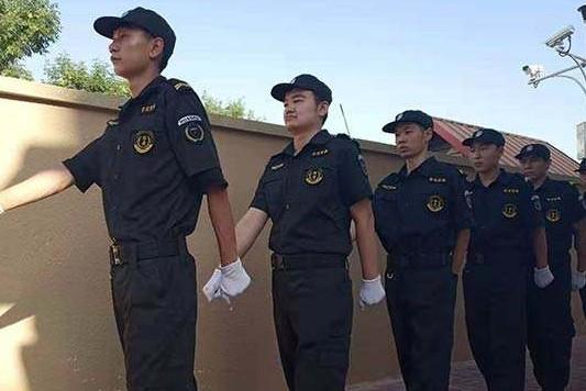 南京保安公司内训全过程
