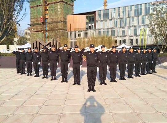 南京保安服务公司如何才能更加壮大