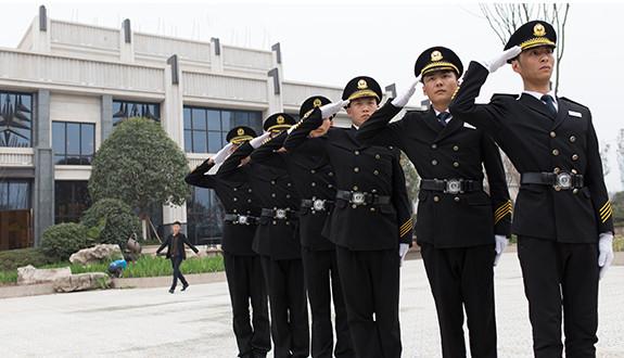 南京保安公司简单介绍一下门口保安的职责