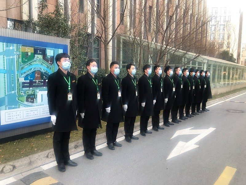 江苏保安公司挂靠加盟