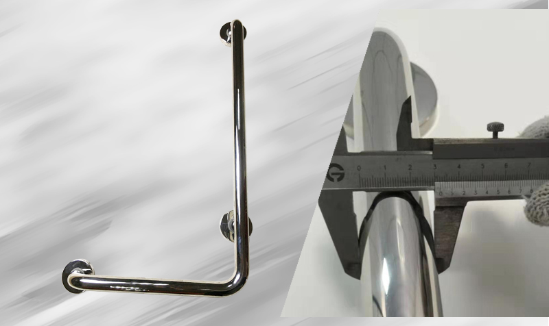 SH1813-1 L型扶手细节
