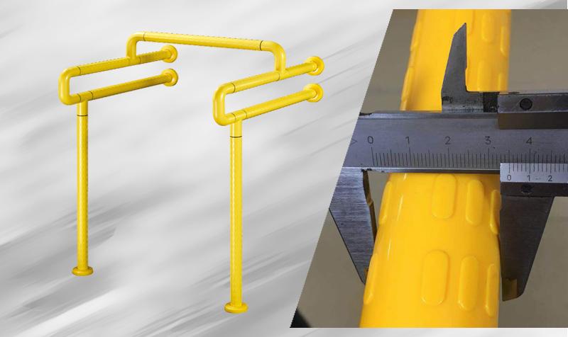 SH2806 小便器扶手细节