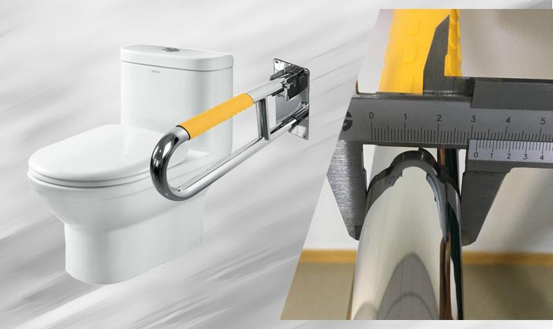 SH3801 U型上翻马桶扶手产品细节1