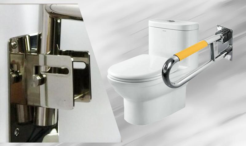 SH3801 U型上翻马桶扶手产品细节2