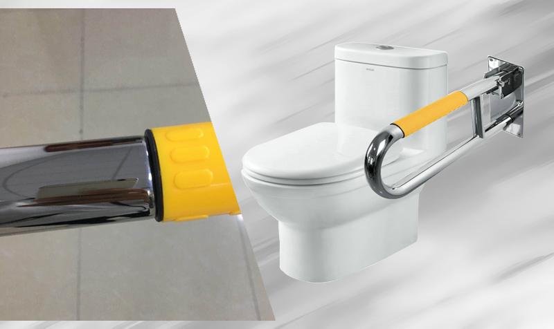 SH3801 U型上翻马桶扶手产品细节4
