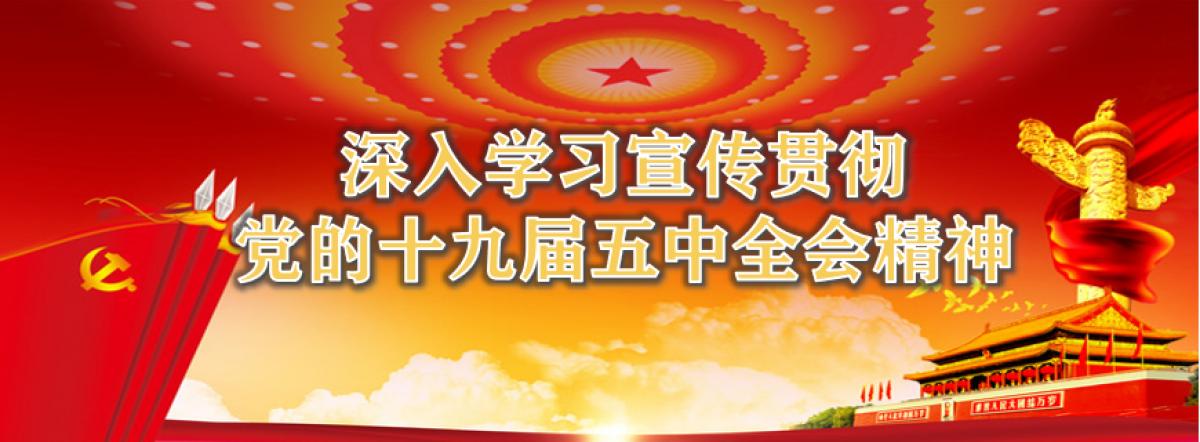深入学习党的十九届四中全会精神
