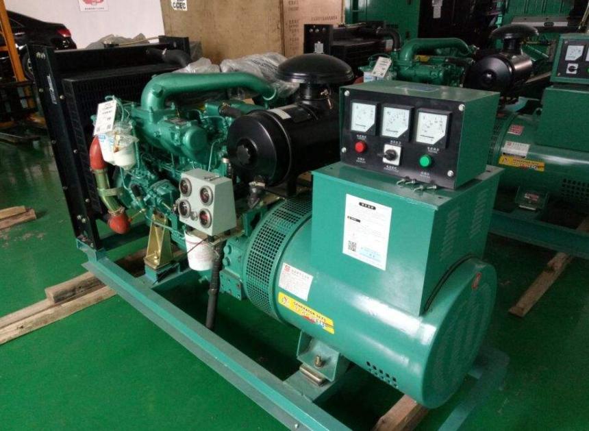 杭州柴油发电机组租赁