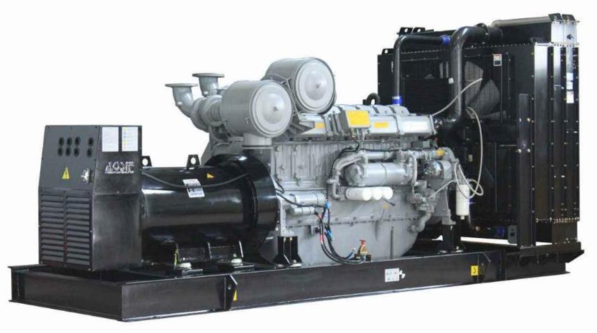 杭州柴油高压发电机