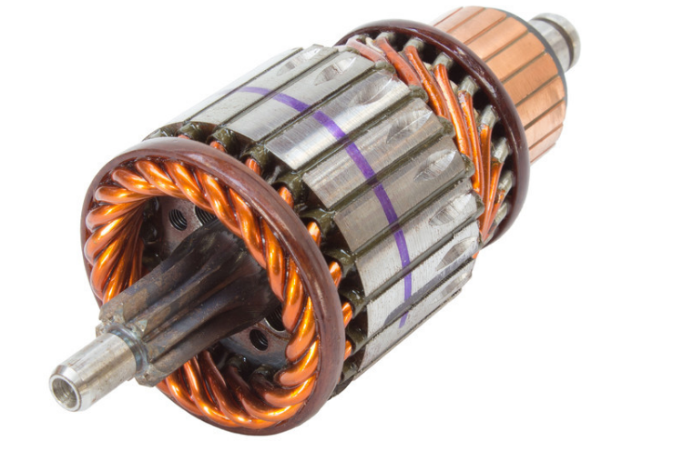 发电机转子