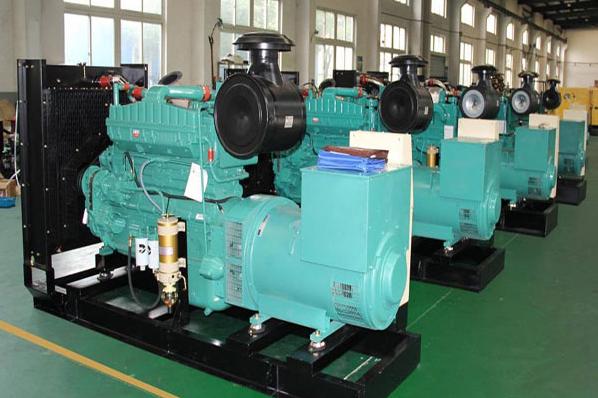 杭州柴油发电机租赁价格