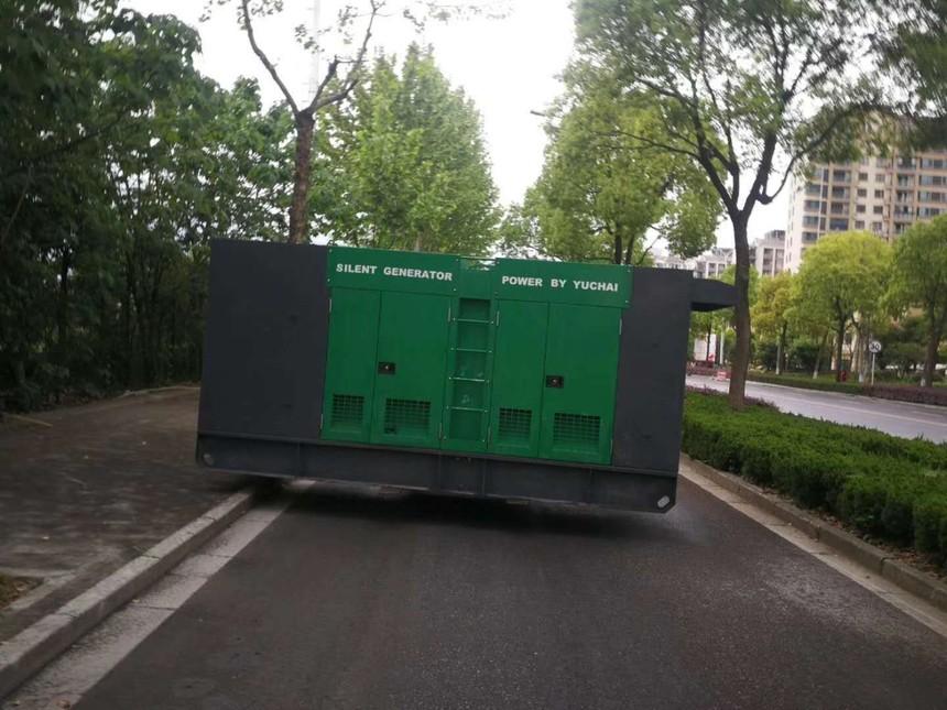 绍兴300kw发电机出租