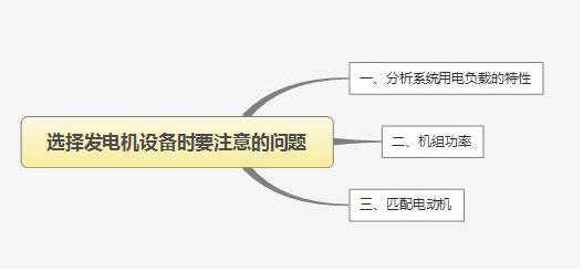 影响杭州发电机出租价格的因素有哪些