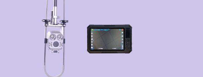 市政管道检测设备摄像单元控制器