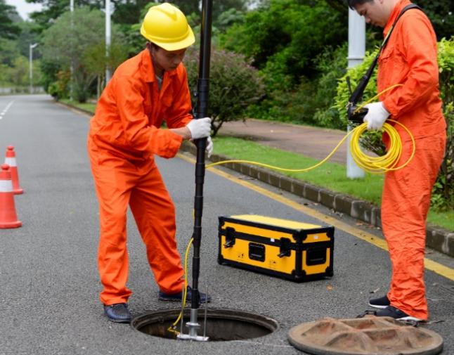 市政管道检测设备—管道3D声纳探测仪
