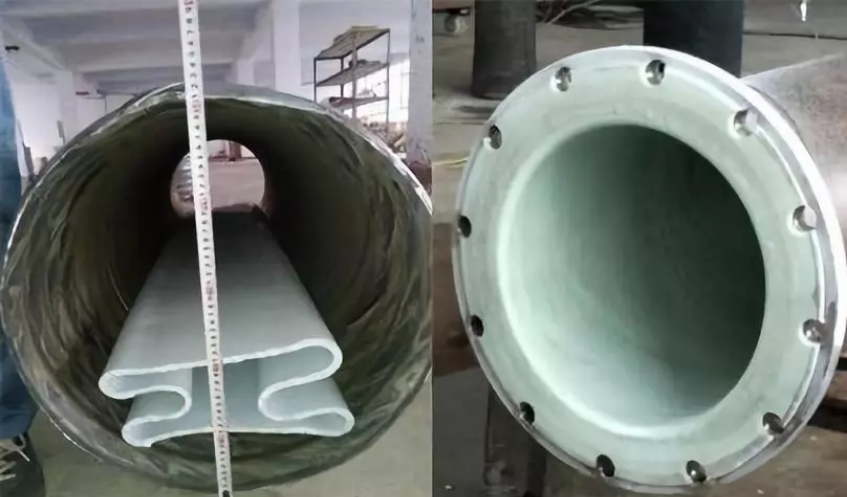 热塑成型法管道修复