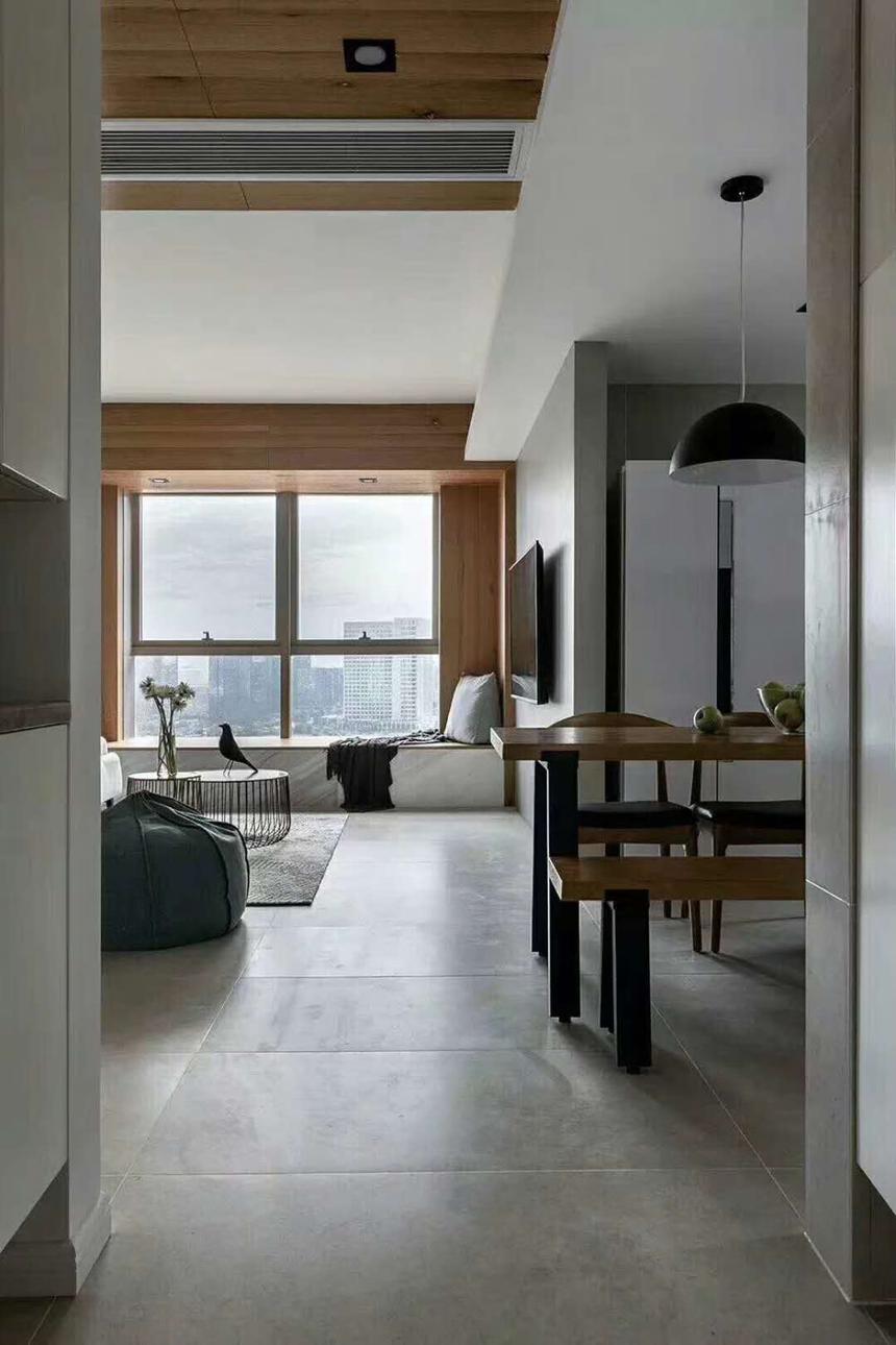 杭州市淳安县120㎡北欧小清新风格装修——卧室装修设计