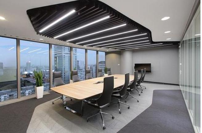 杭州办公室装修效果图