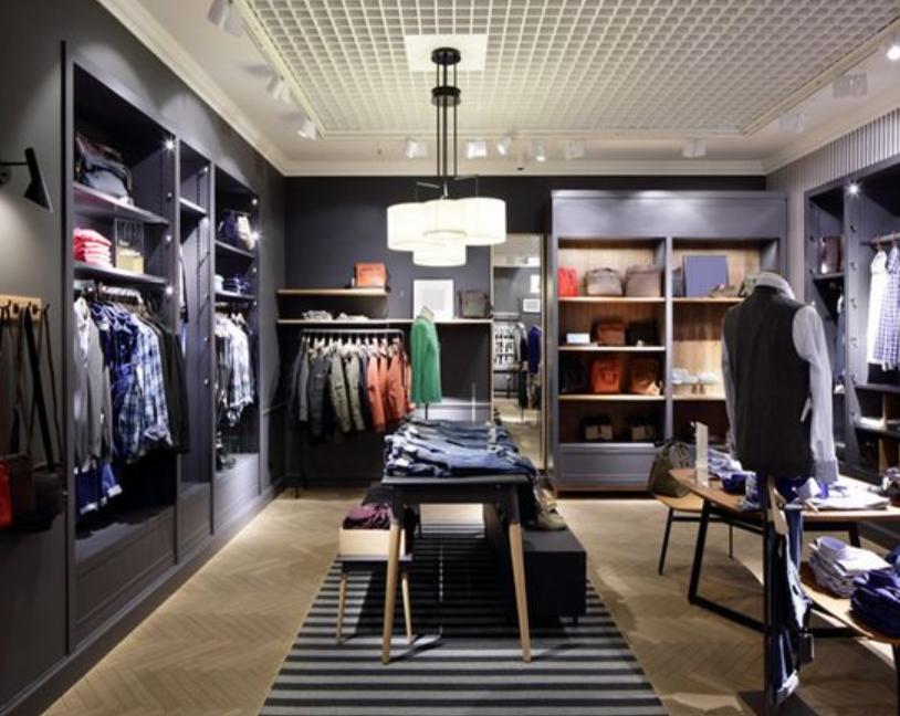 经销店室内空间设计方案