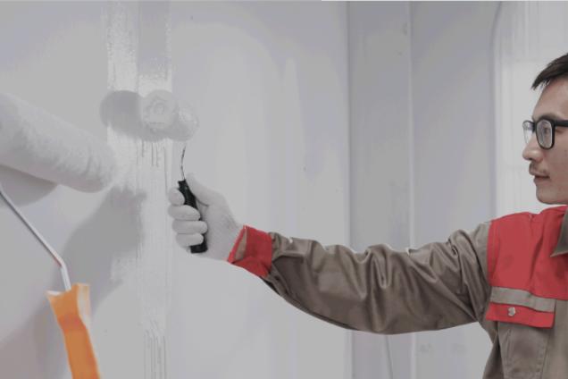 杭州装修公司——油漆选择