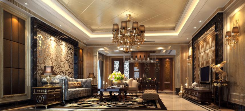 家庭客厅装修设计