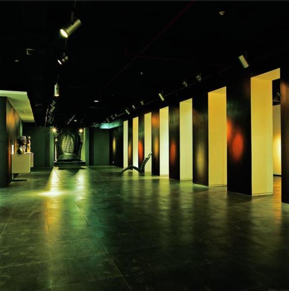 杭州展馆装修设计