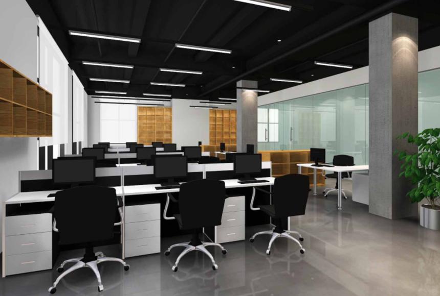 公司办公室装修设计