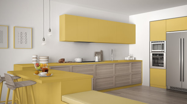 杭州厨房装修公司设计风格