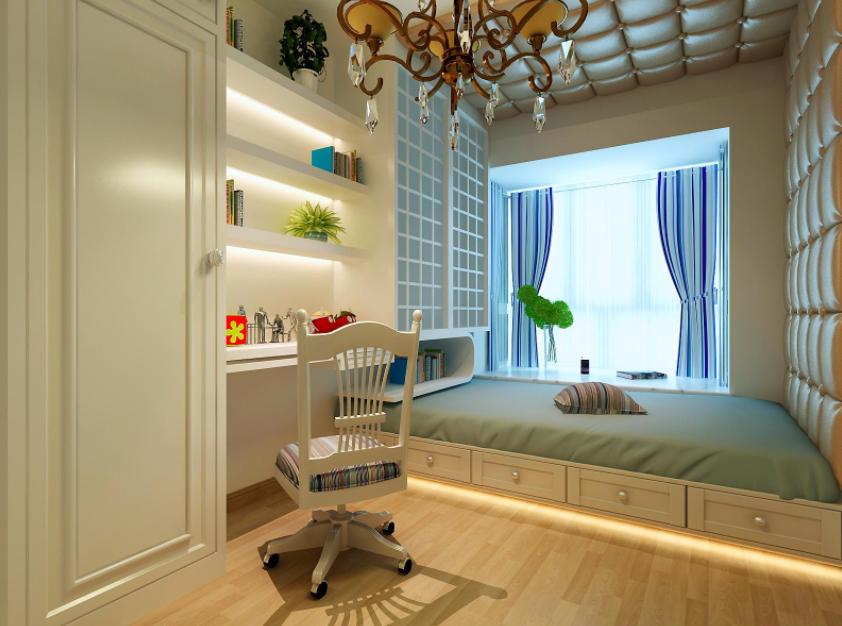 杭州儿童房装修设计